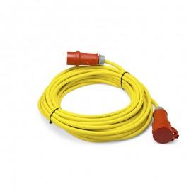 Cable alargador profesional Trotec 20 m / 400 V / 2,5 mm²