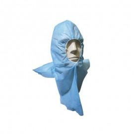 Capuchón astronauta azul con gomas Impotusa 100 unidades