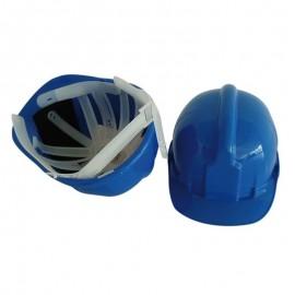 Casco Seguridad Básico azul