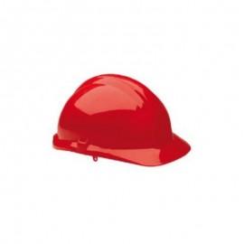 Casco Centurión de seguridad rojo