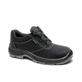 Zapato negro con puntera Impotusa S1P Crucero