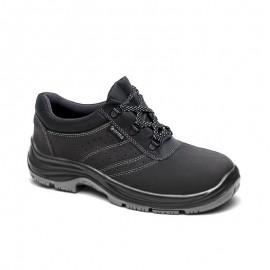 Zapato gris piel con puntera Impotusa S1P Galeón