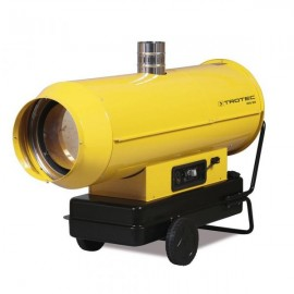 Calefactor profesional gas-oil