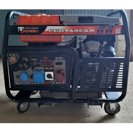 Generador gasolina 12KW 230/400V