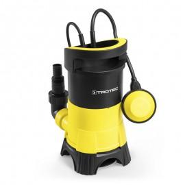 Bomba sumergible aguas residuales Trotec TWP 4025 E