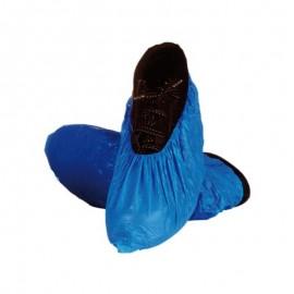 Calzas Azules de Plástico