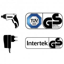 Taladro atornillador batería recto Trotec PSCS 10‑3,6V