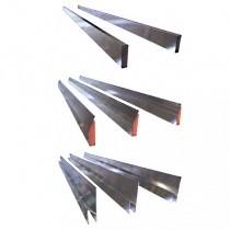reglas y perfiles de aluminio