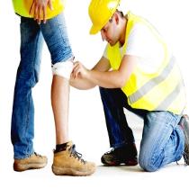 Primeros auxilios en materia laboral